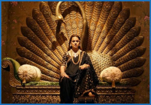 Manikarnika - The Queen of Jhansi Bollywood movie poster3